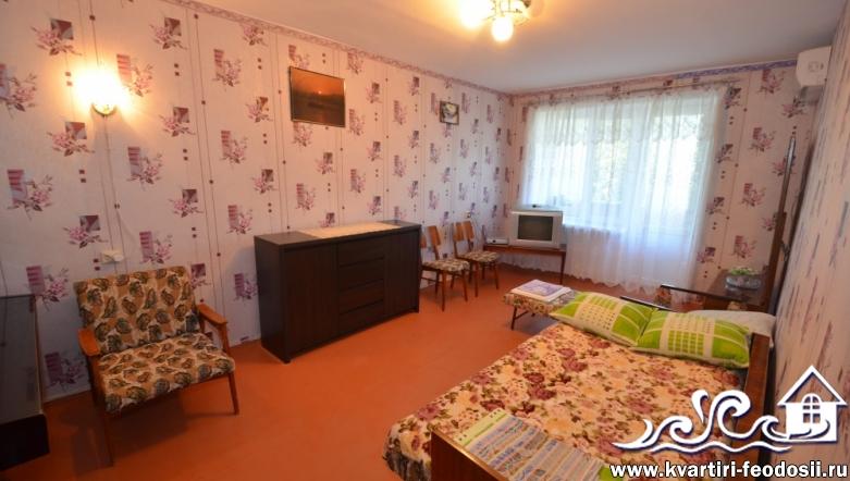 2-комнатная квартира в Приморском-ул.Победы, 4