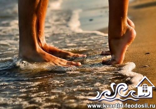 Море, счастье, любовь, Крым