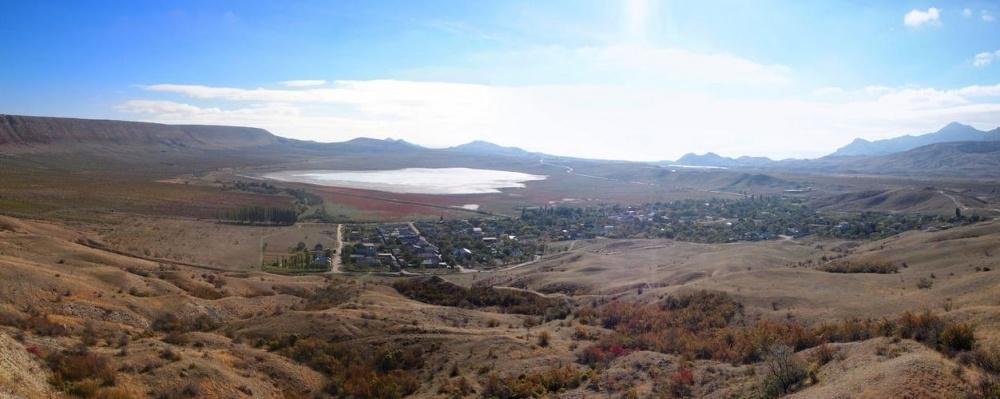 Армутлукская долина и  озеро Армутлук
