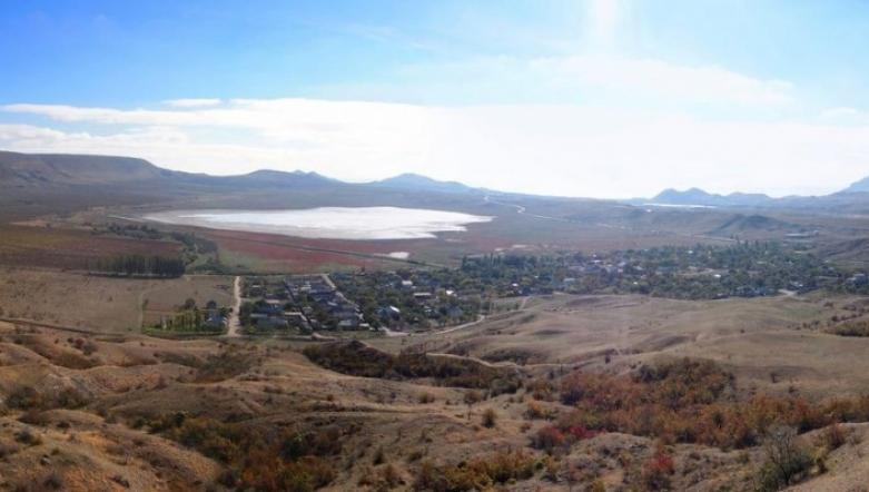 Тропа Грина–из Старого Крыма в Коктебель